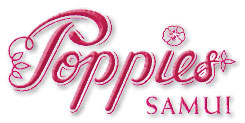 Poppies Samui Logo